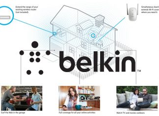 How to Set Up a Belkin Range Extender