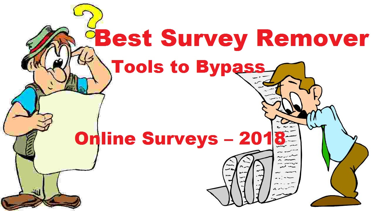 Survey bypasser tool for android