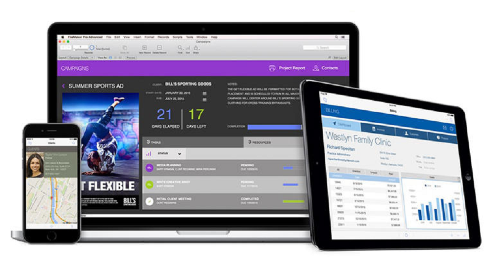 Integrating FileMaker as a Replacement for Existing Practices