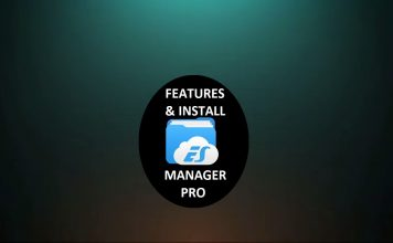 ES file explorer pro APK : Features & Install