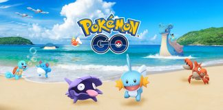 Pokémon GO's Water Festival Starts Today With Special 2-kilometer eggs And More