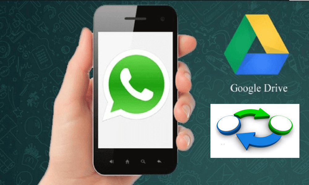 Restore and Backup WhatsApp