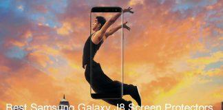 Best Samsung Galaxy J8 Screen Protectors