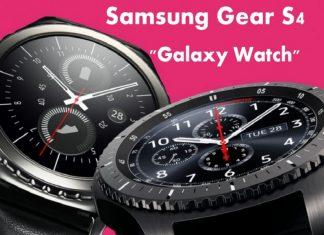 Samsung Gear S4 Leaks