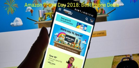 best Amazon Prime phone deals