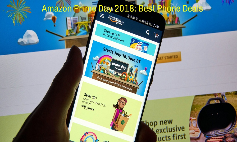 best Amazon Prime phone deals