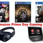 Best Amazon Prime Day Gaming Deals