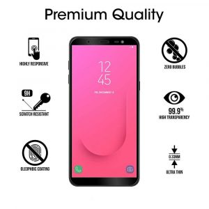 Best Samsung Galaxy J8 Screen Protectors
