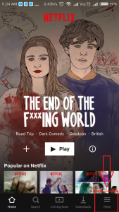 Enable/Disable Automatic Downloads (Smart Downloads) in Netflix