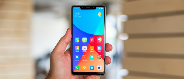 Xiaomi Pocophone F1 Display