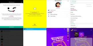 Enable and Use New Snapchat Alpha