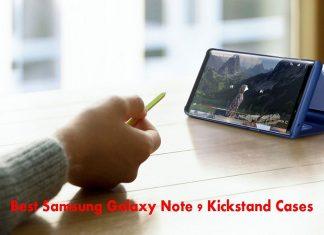 Best Samsung Galaxy Note 9 Kickstand Cases
