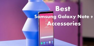 Samsung Galaxy Note 9 Accessories