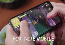 Support Fortnite Mobile