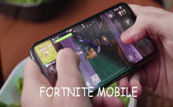 Support Fortnite Mobile