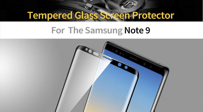 Best Screen Protector for Samsung Galaxy Note 9