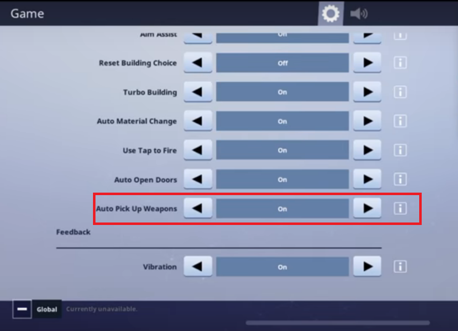 best fortnite settings