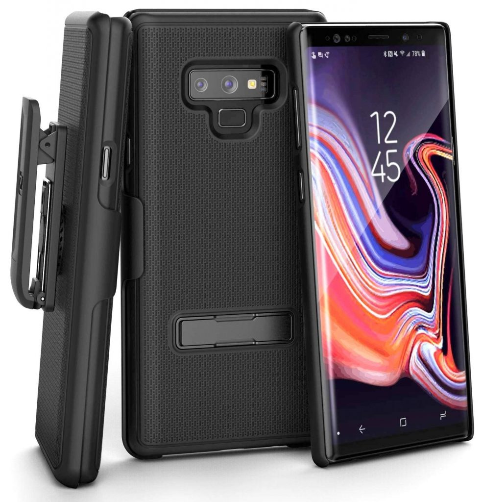 Best Samsung Galaxy Note 9 Kickstand Cases