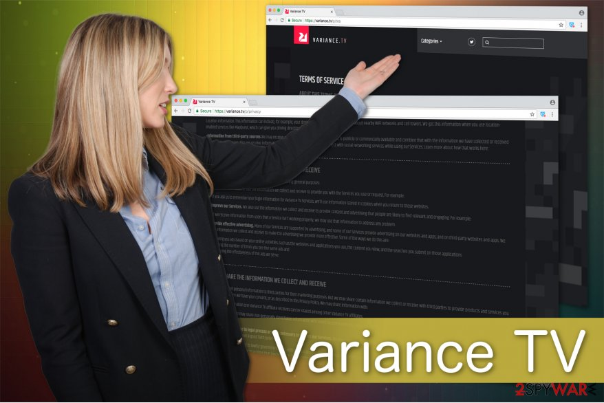 Remove Noad Variance TV Adware