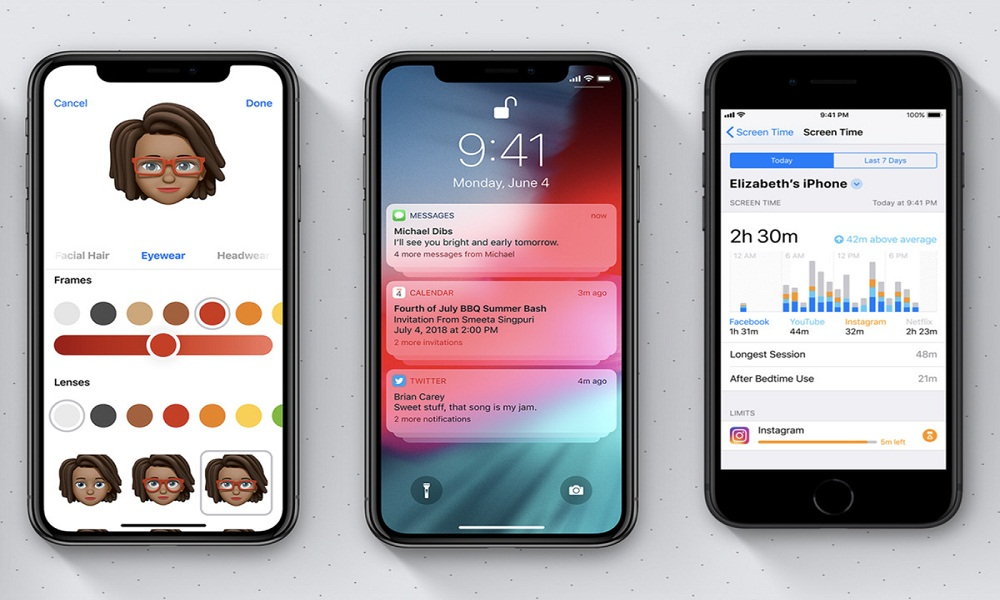 Install iOS 12 Update