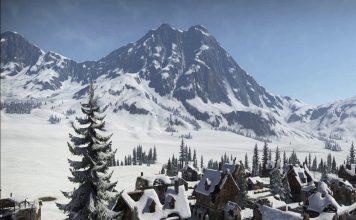 New PUBG Snow Map