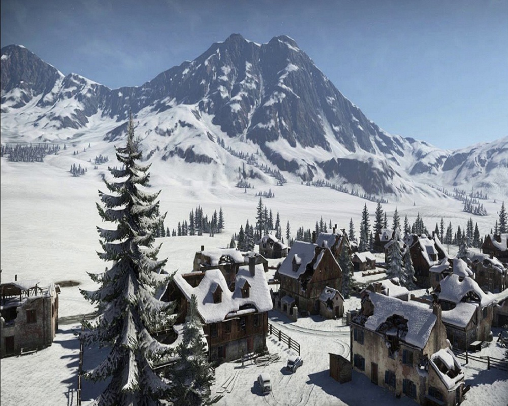 New PUBG Snow Map
