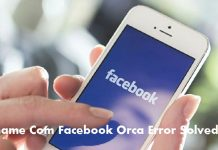 Pname Com Facebook Orca Error Solved on Android: Here's How To Fix It
