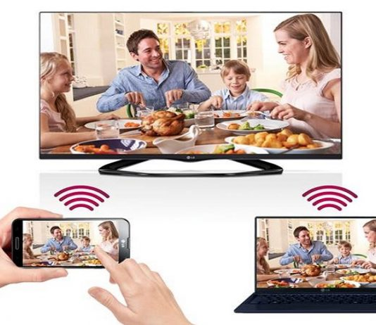 Connect Phone To Computer or TV
