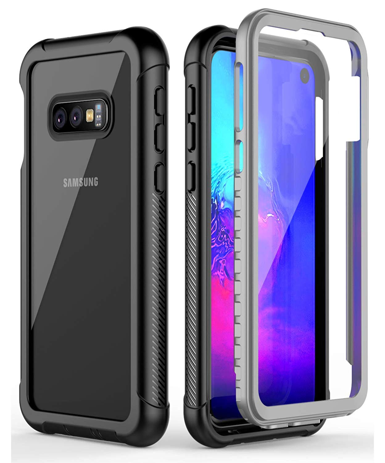 Crystal Clear Case for Galaxy S10e