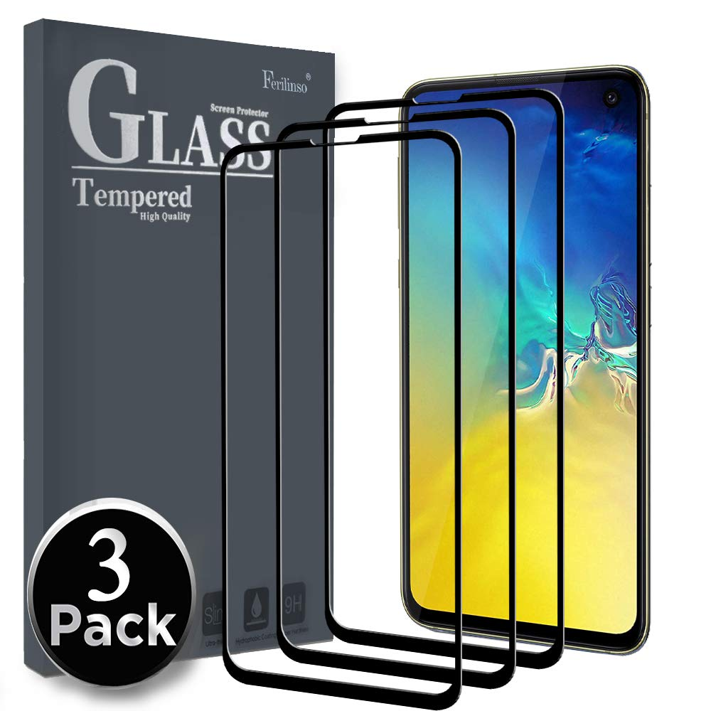 Ferilinso Screen Protector for Samsung Galaxy S10E