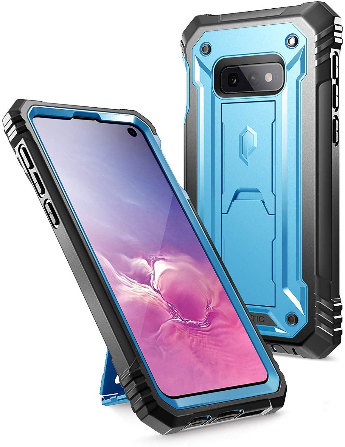 Galaxy S10e Kickstand Rugged Case