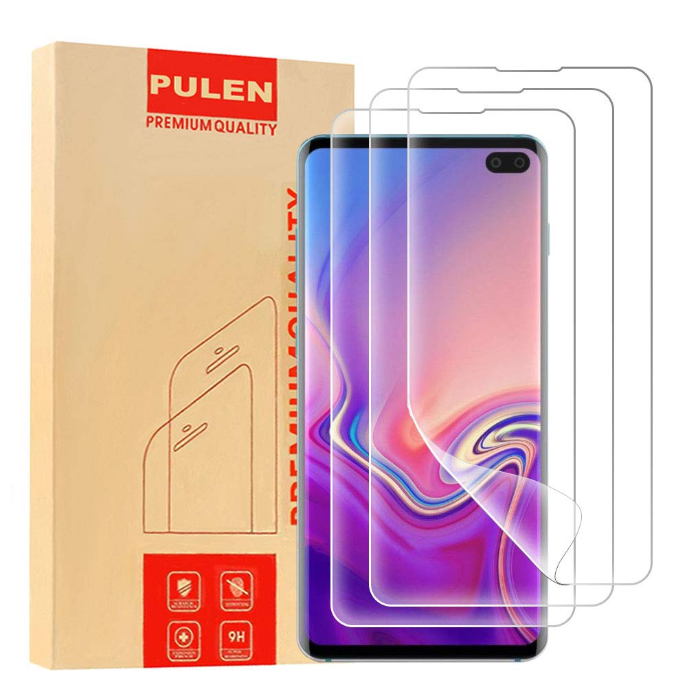 HD Clear Screen Protector For Galaxy S10