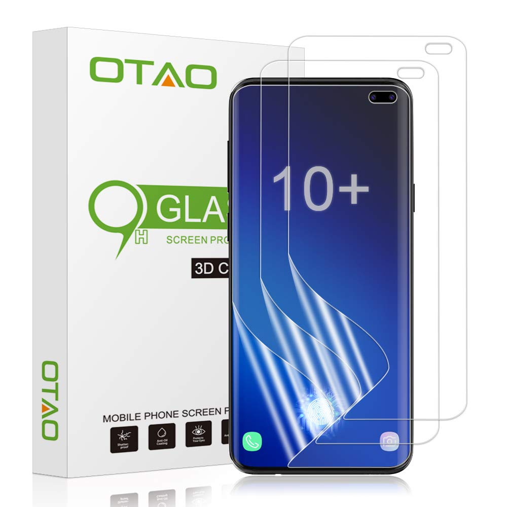 HD clear Galaxy S10+ screen guard