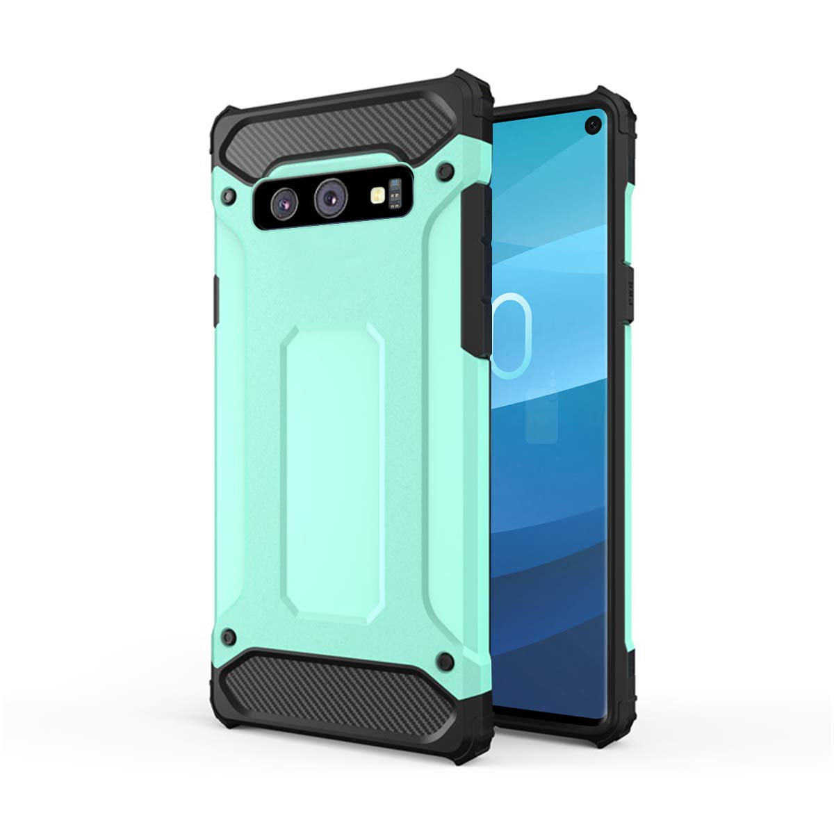Heavy Duty Samsung Galaxy S10 Cover