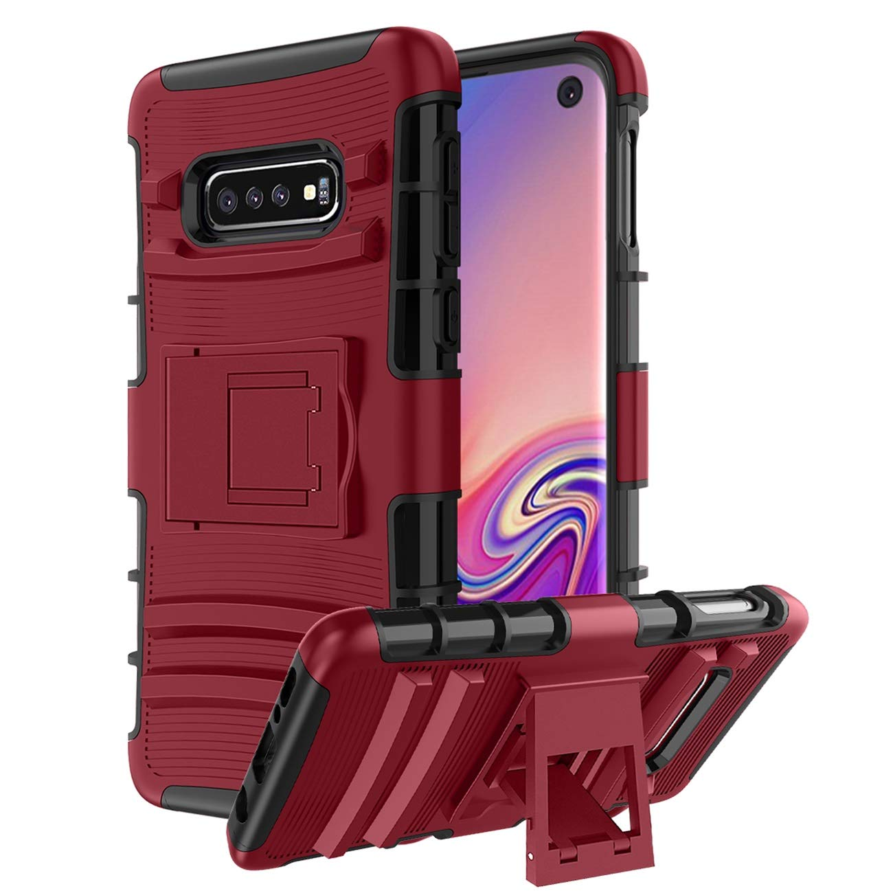 Kickstand Case for Galaxy S10e  by Bing