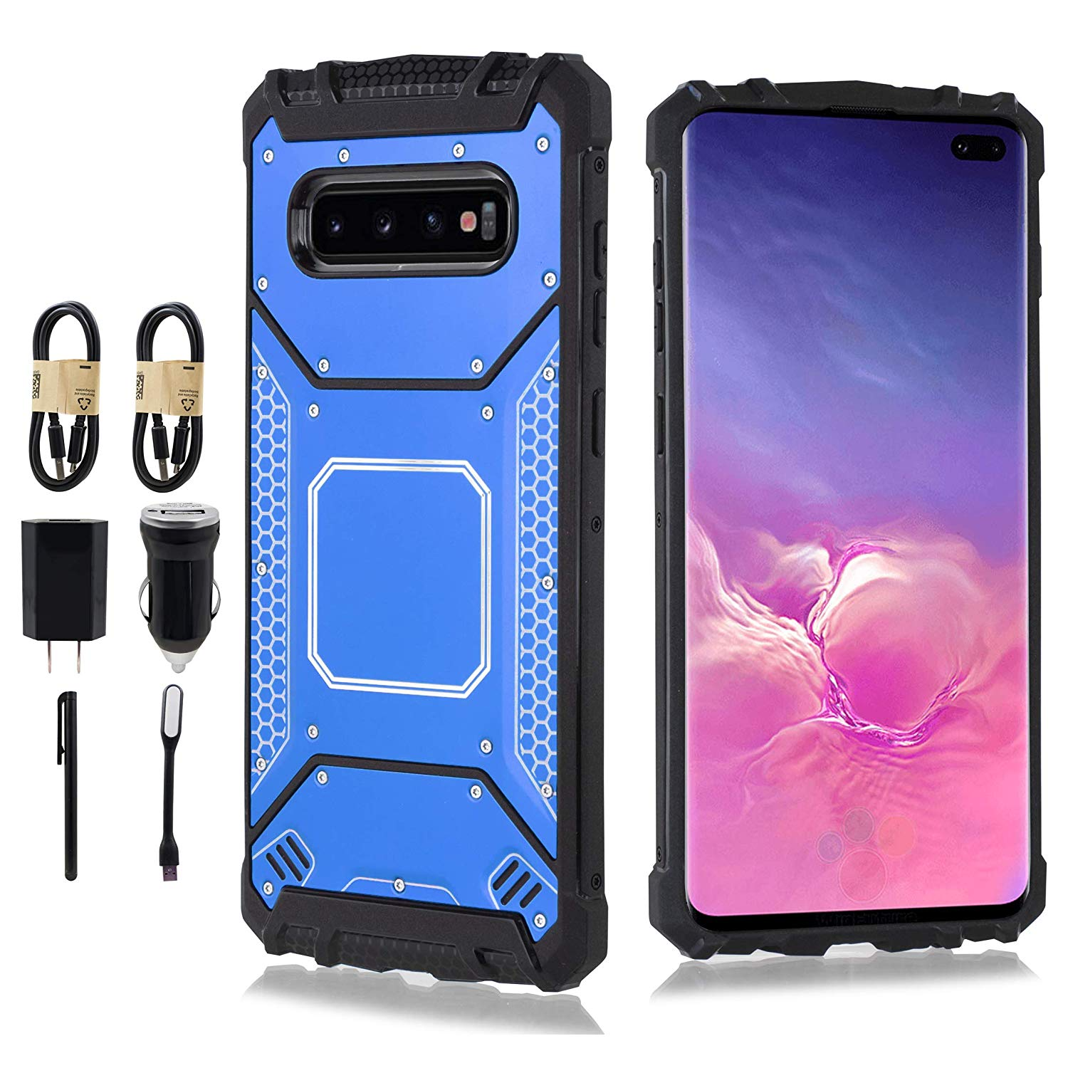 Metal Rugged Cover for Samsung Galaxy S10e