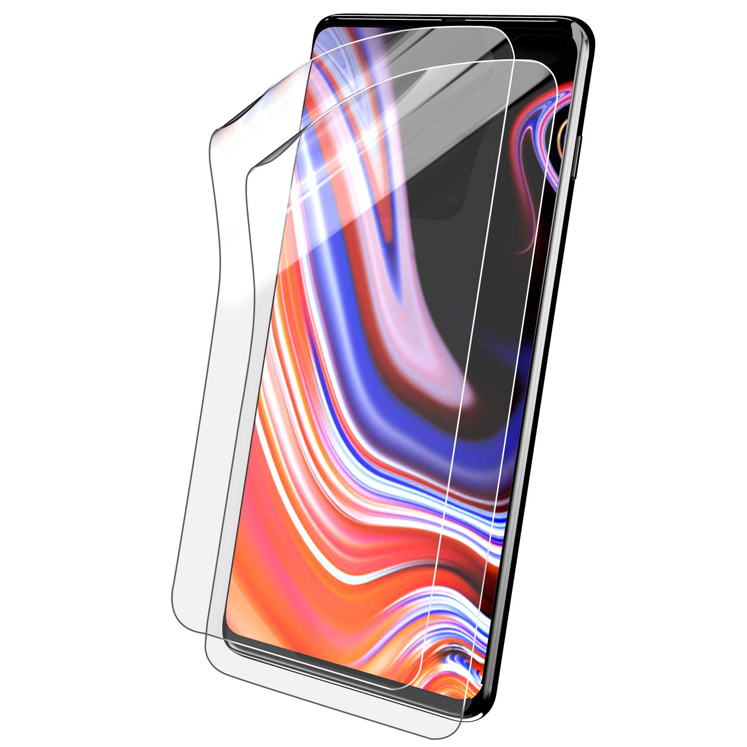 Premium Slim TPU Screen Cover for Samsung Galaxy S10