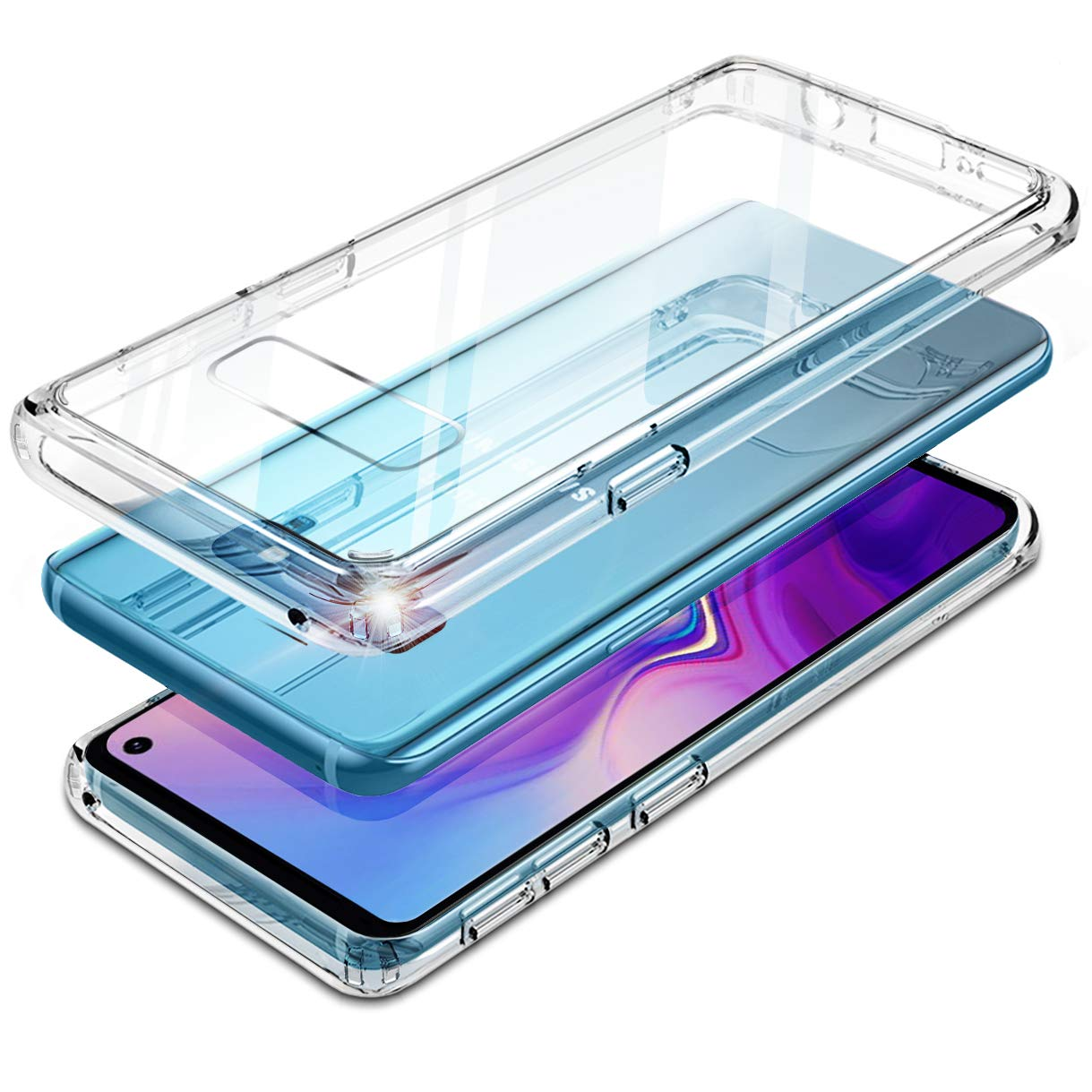 Rugged Hybrid Case Galaxy S10e