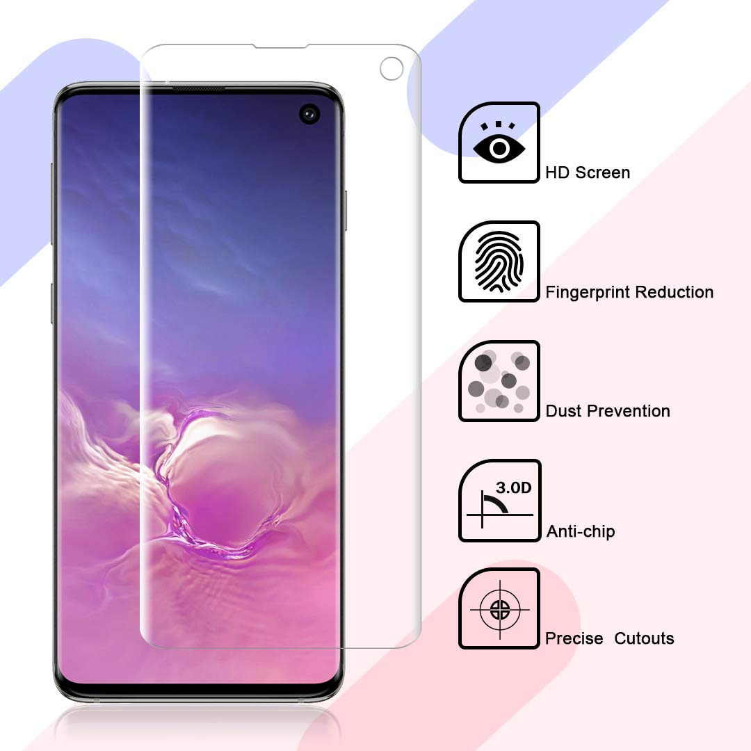 Samsung Galaxy S10 plus Smartphone screen protector