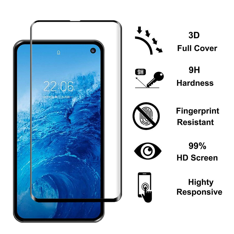Samsung Galaxy S10e Screen Protector, Vancold 3D