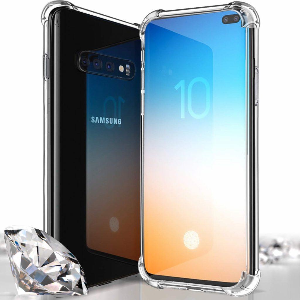 TPU Galaxy S10 Plus Cover