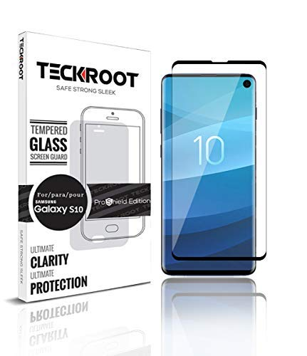 TeckRoot Galaxy S10 Screen Protector