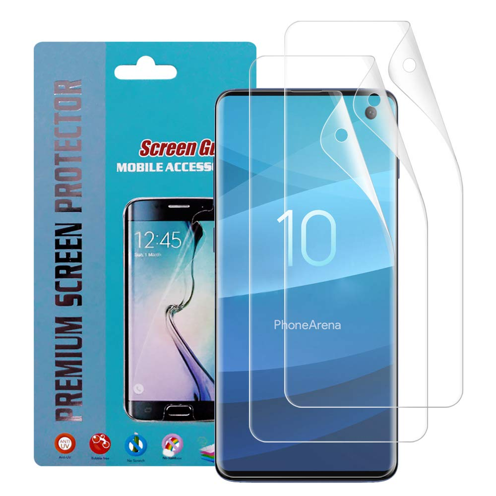 Ultra-Thin HD Transparent Screen Protectors Samsung Galaxy S10E