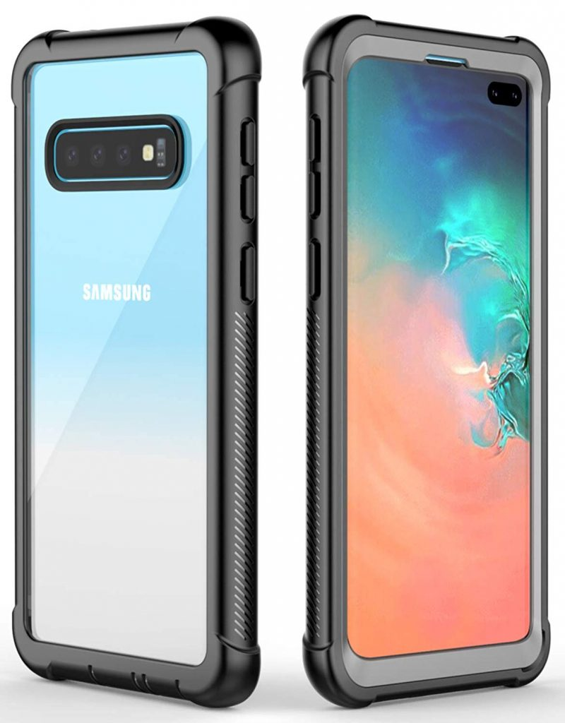 bumper case is for Galaxy S10+