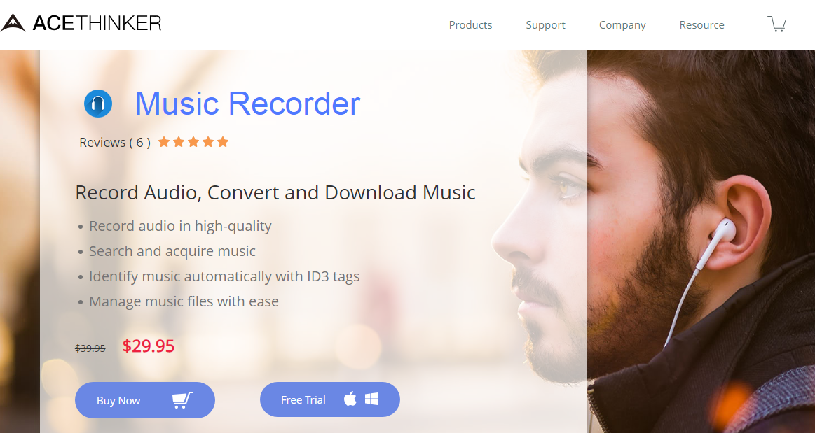 AceThinker-Music-Recorder