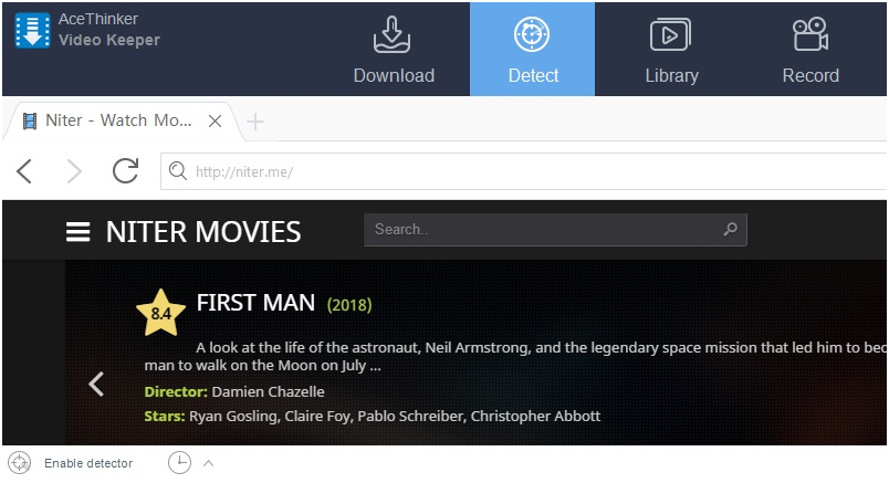 Download Online Movies Using The Video Keeper