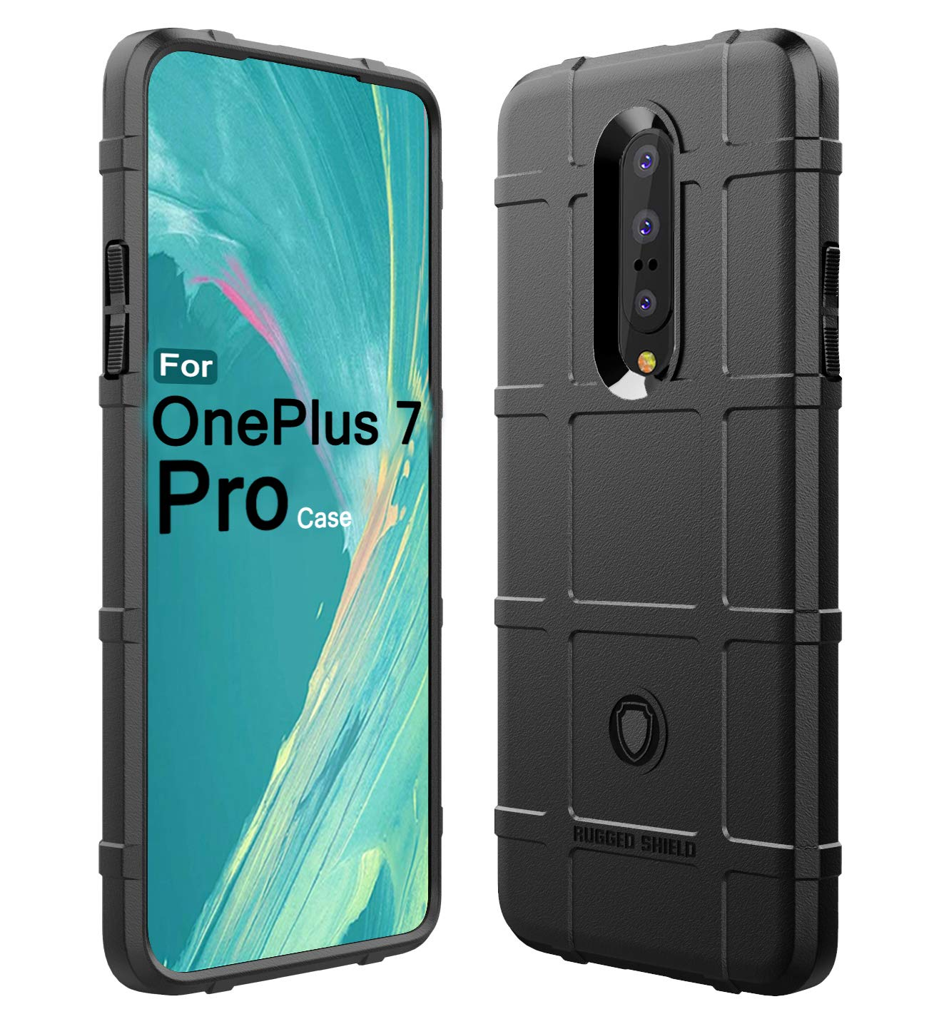 TPU Shock Absorption for OnePlus 7 Pro