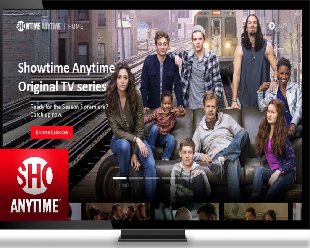 Showtime Anytime Com