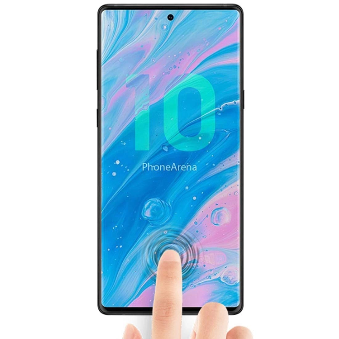 Curved Edge Tempered Glass UV Screen Protector for Samsung Galaxy Note 10