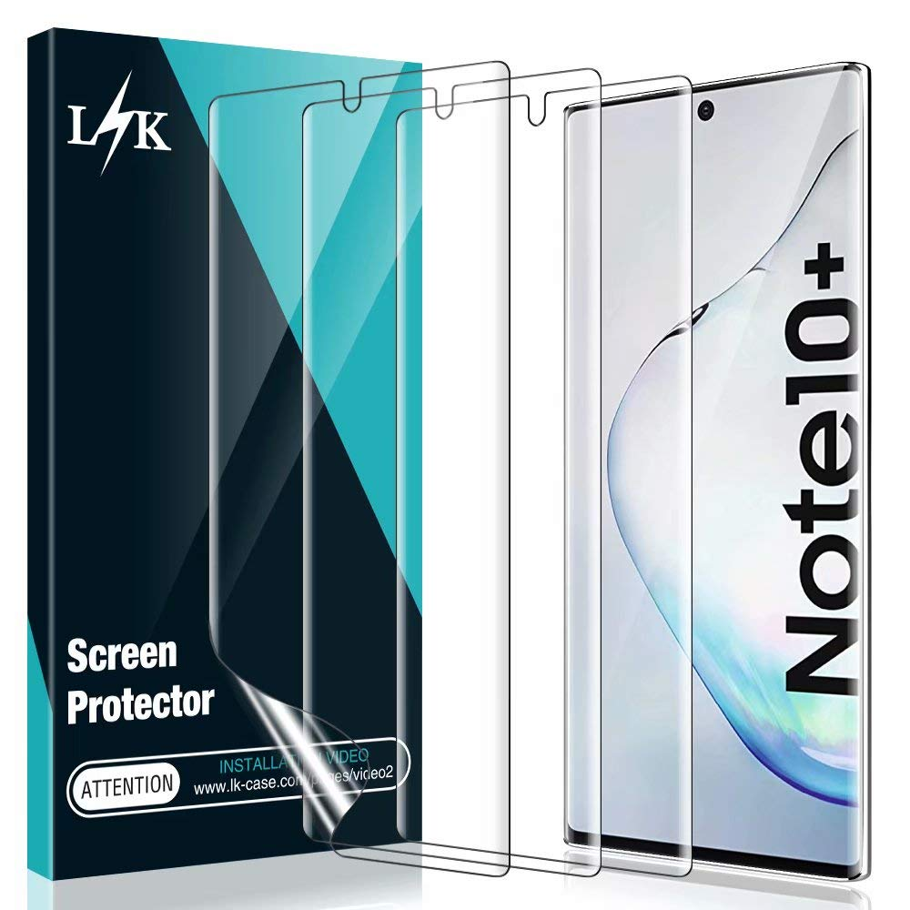 Note 10 Plus Screen Protector by L K